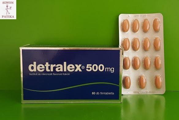 tabletták visszér venozol