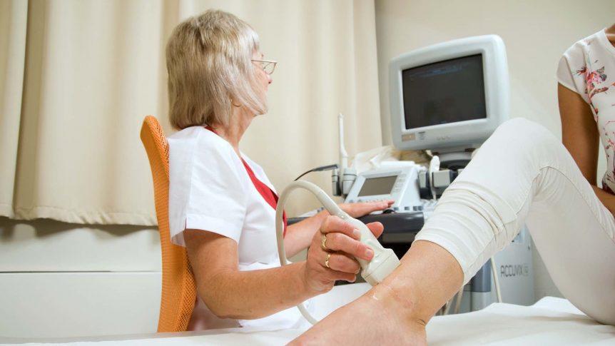 Végtagi erek ultrahang vizsgálata