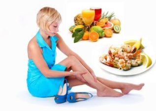 visszér és diéta