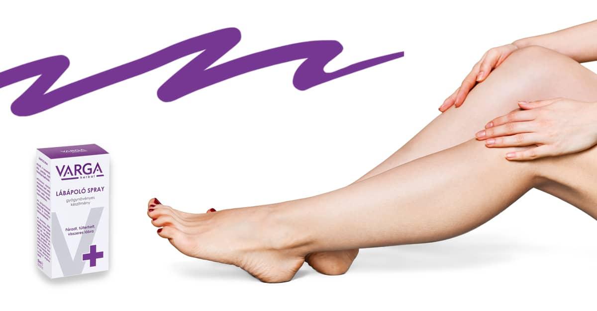 lábfájdalom súlyos visszerekkel