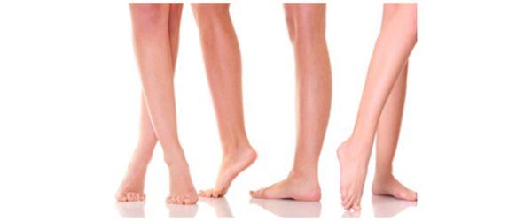 Könnyű lábak