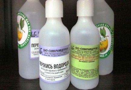 visszér kezelése peroxiddal harisnya visszeres használatra