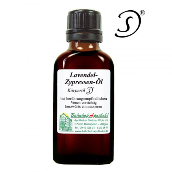 Visszér elleni levendula-ciprus olaj 10ml | | Spiritbeauty