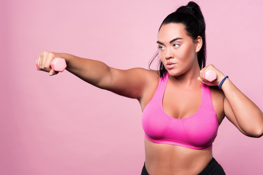 edzés visszeres edzőteremben