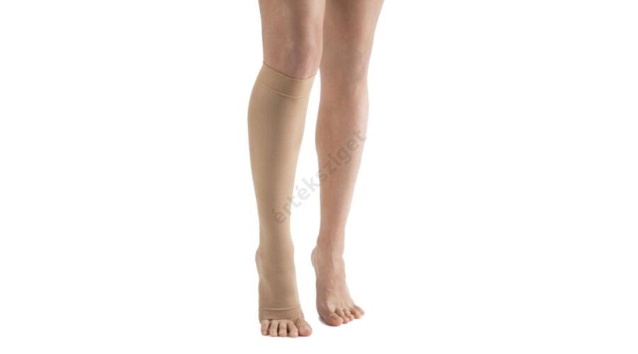 Hogyan kell kiválasztani és használni a kompressziós harisnyát műtét után?