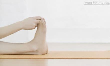 a visszér megelőzése jóga