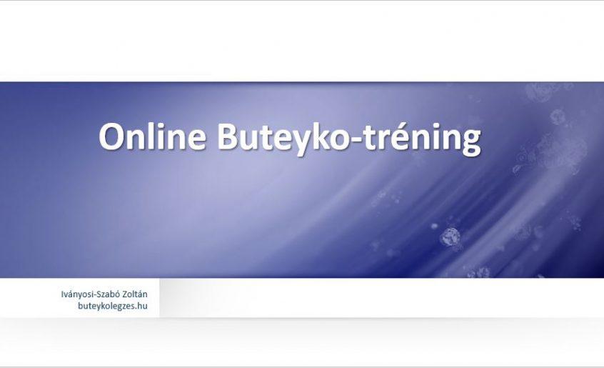 Miért kerül Buteyko tanfolyam 85. 000 ft-ba?