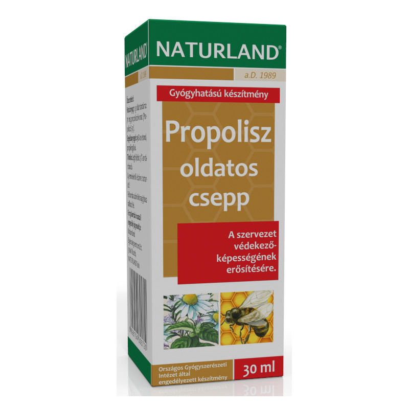 a propolisz gyógyítja a visszéreket