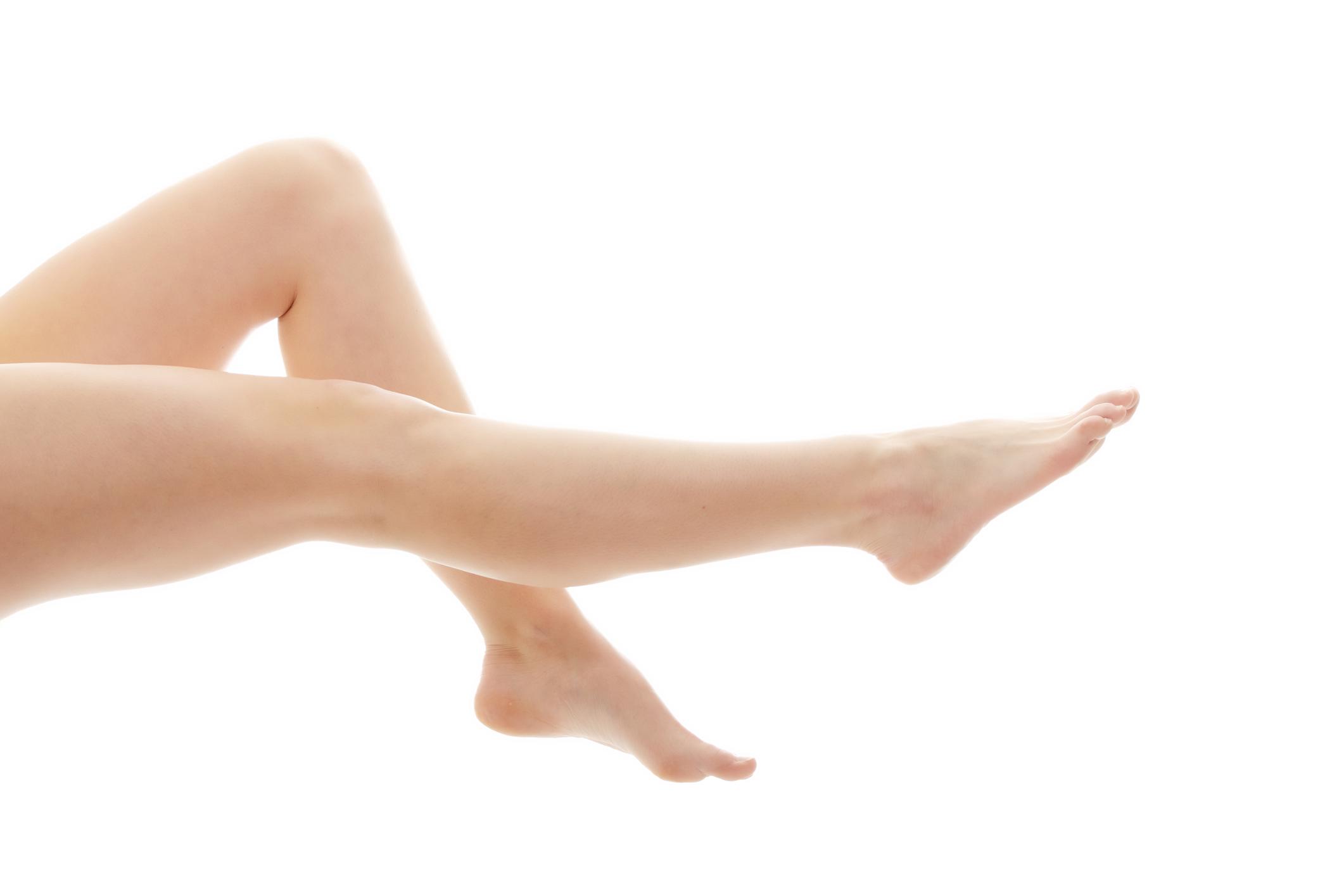 a láb visszérrel kiszárad