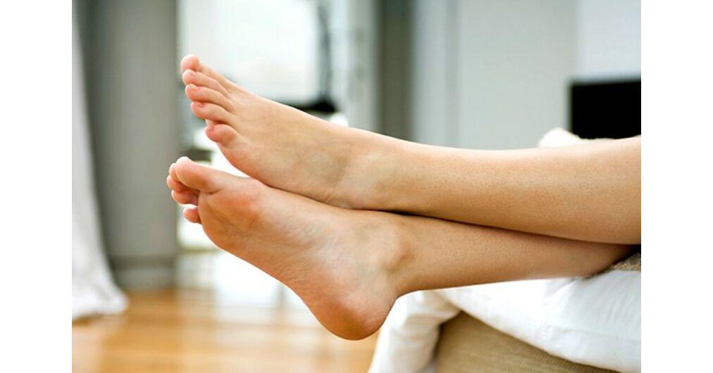 fekete láb visszérrel