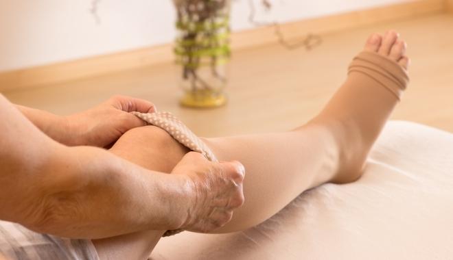 Kompressziós harisnya – a szemrevaló lábak támasza