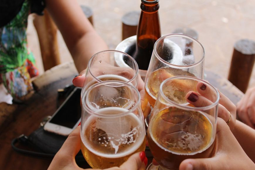 hogy a sör hogyan hat a visszérre