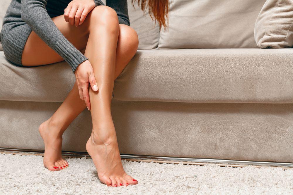 kezdeti visszér a lábak