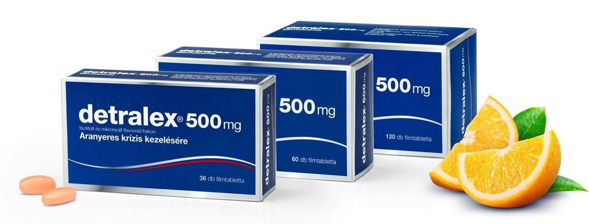 tabletták visszér utasítások