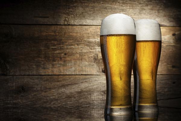 visszér és sör