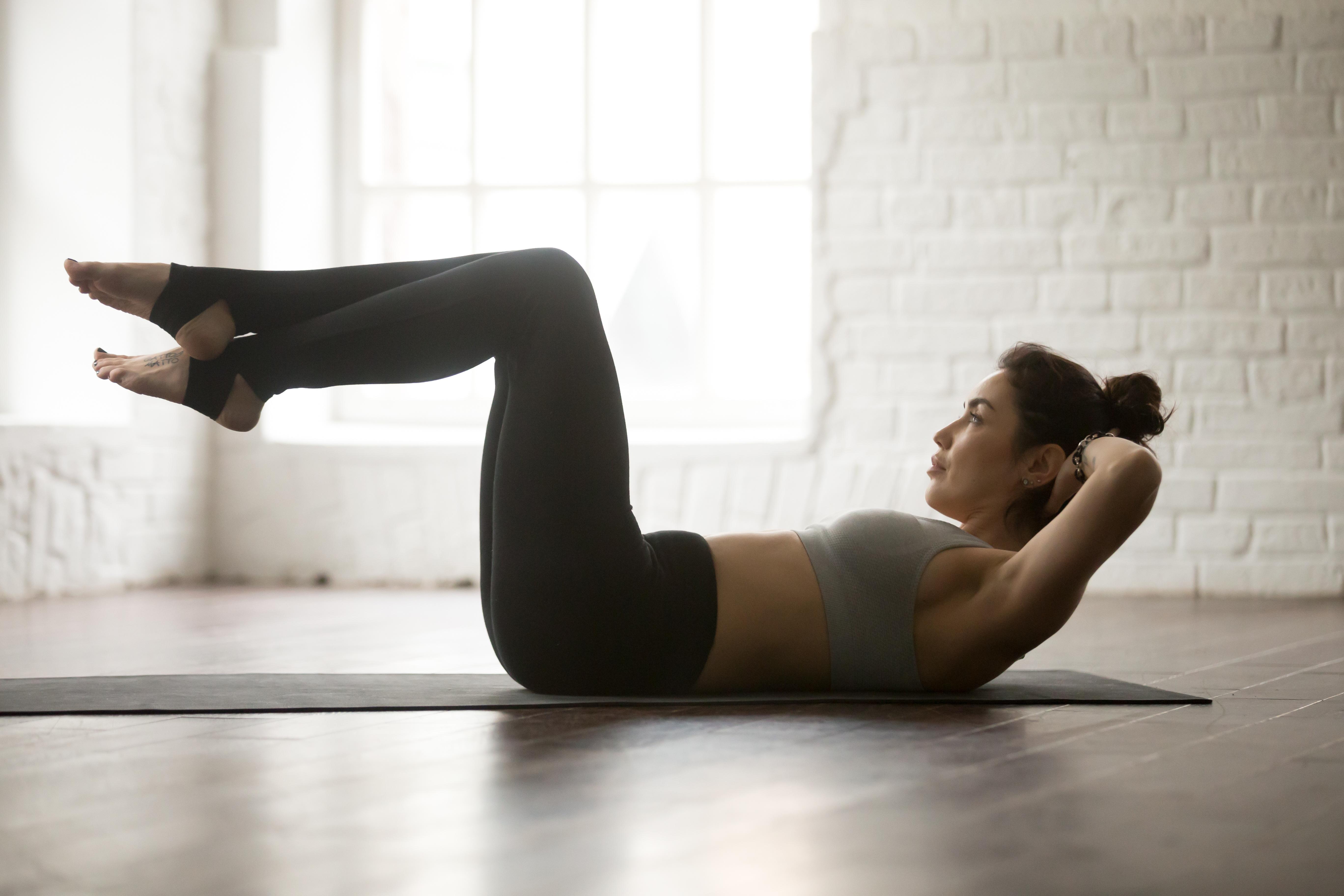 Csináld naponta: 20 perces visszértorna