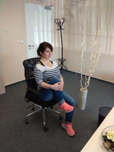 gyakorlatok a visszérre egy széken ülve