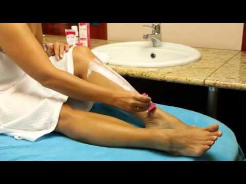 a lábak szőrtelenítése visszérrel