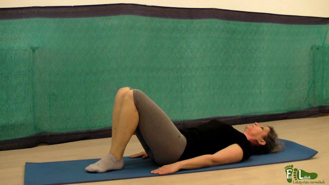 jóga láb visszér gyakorlatok