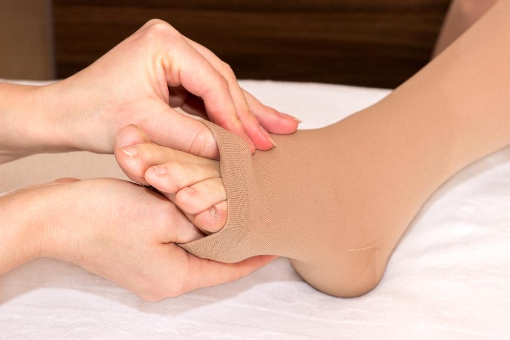 kompressziós harisnya visszér remegő lábak visszeres