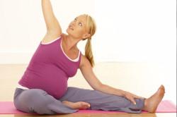Csípés az ágyékban varikozusokkal terhes nőknél